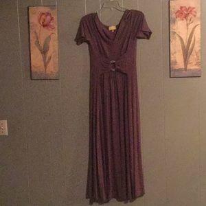 Liz Lange Cold Shoulder Dress